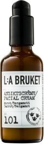 L:A Bruket Face odżywczy krem nawilżający z wyciągiem z marchwi