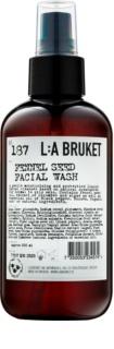 L:A Bruket Face Reinigende Emulsion mit Fenchelsamen