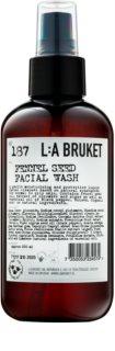 L:A Bruket Face καθαριστικό γαλάκτωμα με σπόρους μάραθου