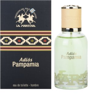 La Martina Adios Pampamia Hombre туалетна вода для чоловіків 50 мл