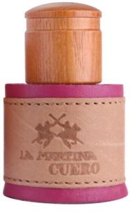 La Martina Cuero Mujer toaletna voda za žene 50 ml
