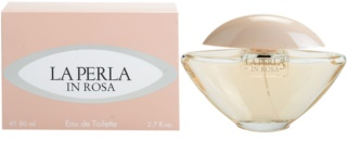 La Perla In Rosa Eau de Toilette für Damen 80 ml
