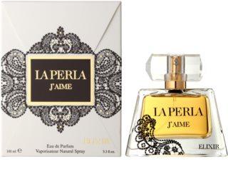 La Perla J'Aime Elixir Eau de Parfum voor Vrouwen  100 ml