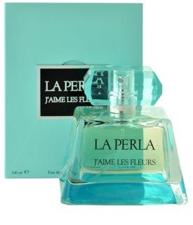 La Perla  J´Aime Les Fleurs Eau de Toilette voor Vrouwen  100 ml