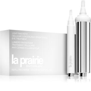 La Prairie Light Fantastic Cellular Concealing gladilna krema in posvetlitvena za predel okoli oči proti temnim kolobarjem