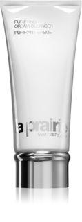 La Prairie Swiss Daily Essentials tisztító krém normál és száraz bőrre
