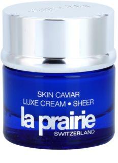 La Prairie Skin Caviar Collection krem liftingujący z kawiorem