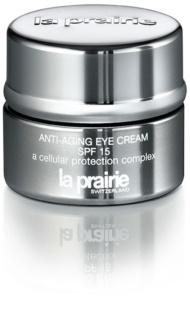 La Prairie Swiss Moisture Care Eyes creme fortificante contorno dos olhos anti-envelhecimento