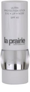 La Prairie Ultra Protection захисний зволожуючий стік для губ та щік SPF 40