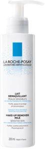 La Roche-Posay Physiologique fiziološko mleko za odstranjevanje ličil za zelo občutljivo kožo