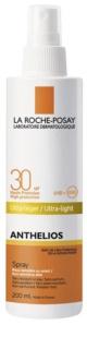 La Roche-Posay Anthelios спрей для засмаги SPF30