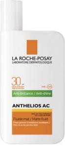 La Roche-Posay Anthelios AC zaščitni matirajoči fluid za obraz SPF 30