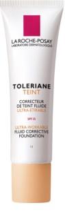 La Roche-Posay Toleriane Teint Fluide folyékony make-up érzékeny bőrre SPF 25