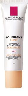 La Roche-Posay Toleriane Teint Fluide фон дьо тен-флуид за чувствителна кожа SPF 25