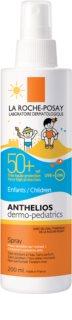 La Roche-Posay Anthelios Dermo-Pediatrics losjon za sončenje v pršilu SPF 50+