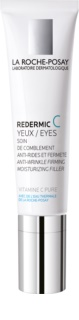 La Roche-Posay Redermic [C] Augencreme gegen Falten für empfindliche Haut