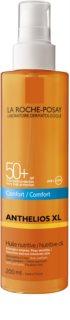 La Roche-Posay Anthelios XL поживна олійка для засмаги SPF 50+
