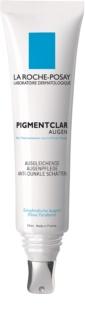 La Roche-Posay Pigmentclar posvjetljujuća krema za područje oko očiju protiv podočnjaka