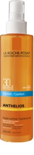 La Roche-Posay Anthelios поживна олійка для засмаги SPF30