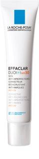 La Roche-Posay Effaclar Corrigerende Herstellende Verzorging bij Oneffenheden en Acne Wondjes  SPF 30