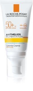 La Roche-Posay Anthelios Pigmentation zaštitna krema za toniranje protiv pigmentnih mrlja SPF 50+
