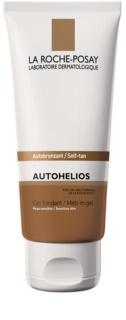 La Roche-Posay Autohelios автобронзираща хидратираща гел-грижа за чувствителна кожа на лицето