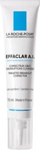 La Roche-Posay Effaclar A.I. tratamiento profundo corrector de imperfecciones para pieles problemáticas y con acné