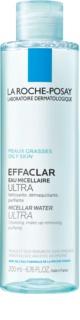 La Roche-Posay Effaclar eau micellaire nettoyante pour peaux à problèmes, acné