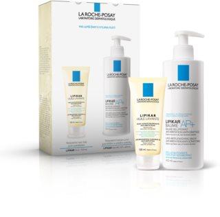 La Roche-Posay Lipikar zestaw kosmetyków I.
