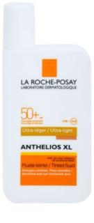 La Roche-Posay Anthelios XL zabarvený ultralehký fluid SPF 50+