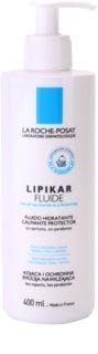 La Roche-Posay Lipikar feuchtigkeitsspendendes und schützendes Fluid ohne Parabene