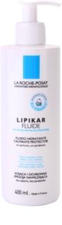 La Roche-Posay Lipikar зволожуючий захисний флюїд без парабену