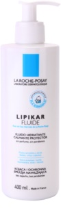 La Roche-Posay Lipikar Fluide hidratáló és védő folyadék parabénmentes