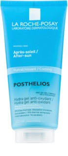 La Roche-Posay Posthelios gel hidratante antioxidante pós exposição solar com efeito resfrescante