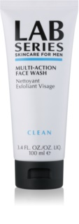 Lab Series Clean Purifying Foam Gel