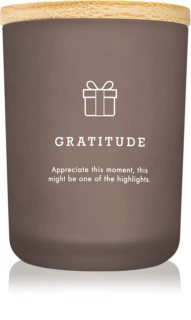LAB Hygge Gratitude dišeča sveča  (Patchouli Myrrh)