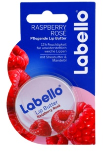 Labello Raspberry Rosé Butter für Lippen