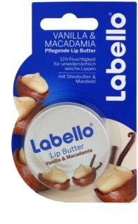 Labello Vanilla & Macadamia Butter für Lippen