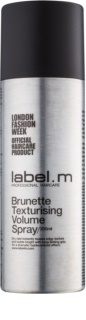 label.m Complete spray texturisant et volumisant pour cheveux bruns à foncés