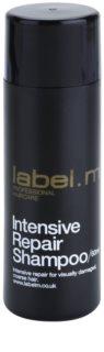 label.m Cleanse sampon regenerator pentru par deteriorat