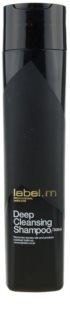 label.m Cleanse čisticí šampon pro citlivou pokožku hlavy