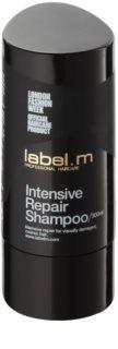 label.m Cleanse obnovující šampon pro poškozené vlasy