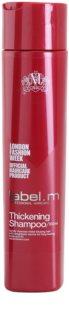 label.m Thickening champú limpiador para dar volumen