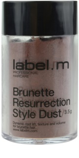 label.m Complete Hair Talc For Brown Hair Shades