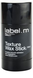 label.m Complete Hair Styling Wax For Shine