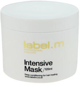 label.m Condition Herstellende Masker