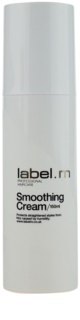 label.m Create Gladmakende Crème voor Droog en Beschadigd Haar
