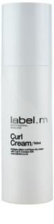 label.m Create Crème  voor Krullend Haar