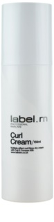 label.m Create Cream For Wavy Hair