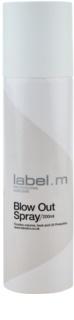 label.m Create spray pentru modelarea termica a parului